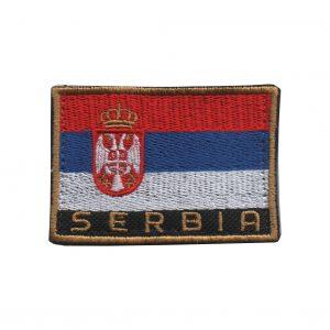 Zastava natpis